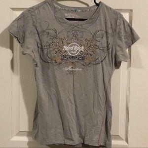 Hard Rock Cafe Houston T Shirt
